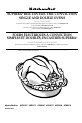 KitchenAid Architect Series II KEBS177SSS Use and care manual - Page 1