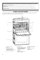 KitchenAid Architect Series II KEBS177SSS Use and care manual - Page 4