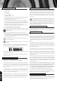 Klipsch Quintet Owner's manual - Page 2