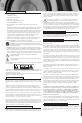 Klipsch Quintet Owner's manual - Page 3