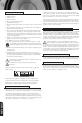 Klipsch Quintet Owner's manual - Page 6