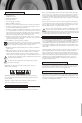 Klipsch Quintet Owner's manual - Page 7
