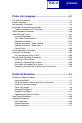 Lexmark T642dtn Technical reference manual - Page 4