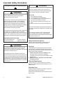 Maytag Gemini MER6755AAS Service - Page 4