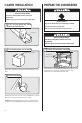 Maytag DP1040XTX Installation instructions manual - Page 4