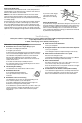 Maytag Jetclean Plus MDB4630A User instructions - Page 4
