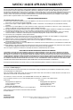 Maytag Jetclean Plus MDB4630A User instructions - Page 6