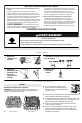 Maytag Jetclean Plus MDB4630A User instructions - Page 8