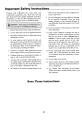 Maytag MDB4000 Operation & user's manual - Page 3