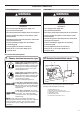 Maytag Cabrio,- WED5500X Installation instructions manual - Page 7