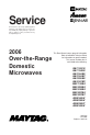 Maytag AMV1154BA Manual - Page 1