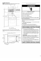 Maytag MMV Installation instructions manual - Page 3