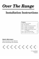 Maytag MMV1153AAB Installation instructions manual - Page 1