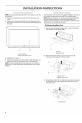 Maytag MMV1163DB00 Installation instructions manual - Page 4