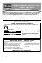 Maytag MMV4203D User instructions - Page 1