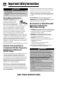 Maytag MMV4205 Use and care manual - Page 3