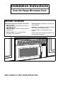 Maytag MMV4205B Installation instructions manual - Page 1