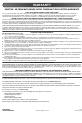 Maytag MMV4206BB Limited warranty - Page 1