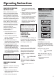 Maytag MMV5207BA Use & care manual - Page 13