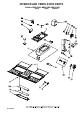 Maytag MMV6186WB0 Parts list - Page 3