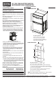 Maytag MMW9730AS Product dimensions - Page 1