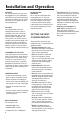 Maytag UMC5200BAB Use & care manual - Page 6