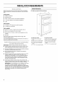 Maytag GSC30 Installation instructions manual - Page 2