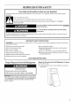 Maytag M5TXDWFXW00 Use & care manual - Page 3