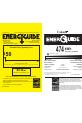 Maytag MFD2562VEB - 25 cu. Ft Bottom Mount Refrigerator Energy manual - Page 1