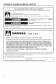 Maytag MLE20PDAYW0 Installation instructions manual - Page 2