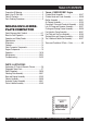 MULTIQUIP Mikasa MVH-402DSB Operation and parts manual - Page 4