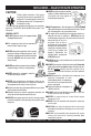 MULTIQUIP Mikasa MVH-402DSB Operation and parts manual - Page 8