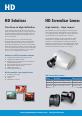 Navitar HDSSW05 Brochure & specs - Page 5