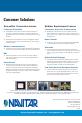 Navitar HDSSW05 Brochure & specs - Page 7