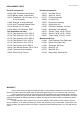 Newco B145-0 Operation manual - Page 7