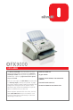 Olivetti OFX 9000 Specifications - Page 1