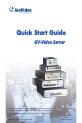 GeoVision VS2420 Quick start manual - Page 1
