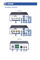 GeoVision VS2420 Quick start manual - Page 6