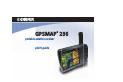 Garmin GPSMAP 296 - Aviation GPS Receiver Pilot's manual - Page 1