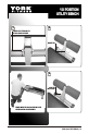 York Fitness 13 IN 1 BENCH Instructions manual - Page 3
